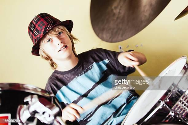 キッドのドラム