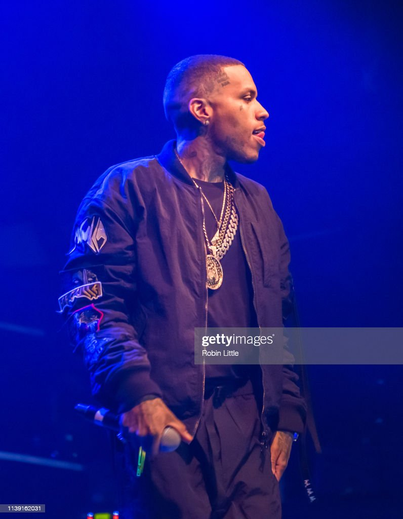 GBR: Kid Ink Perform At The Electric Ballroom London
