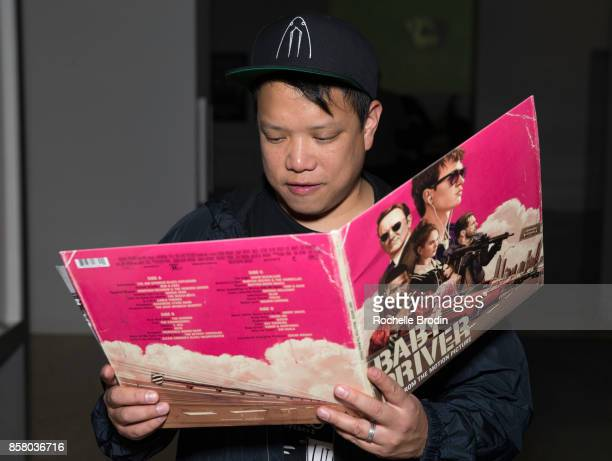 Kid Koala attends the 'Cars Arts Beats A Night Out With 'Baby Driver'' event at the Petersen Automotive Museum on October 4 2017 in Los Angeles...