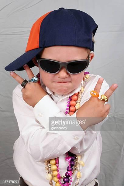 Kid rapper