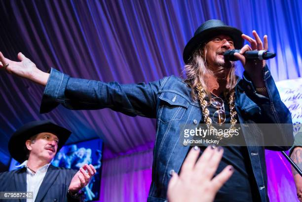 Kid Rock performs at The Barnstable Brown Gala on May 5 2017 in Louisville Kentucky