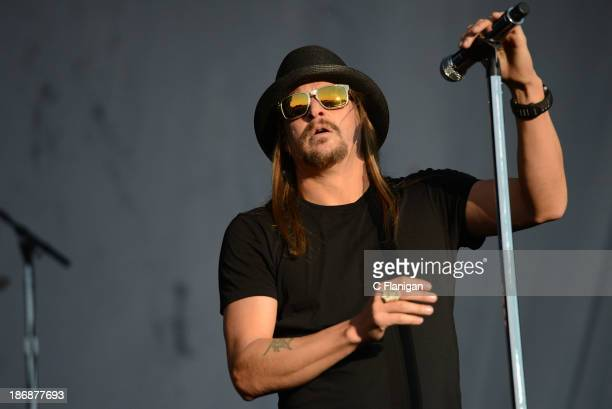 Kid Rock performs during the 2013 Voodoo Music + Arts Experience at City Park on November 3, 2013 in New Orleans, Louisiana.
