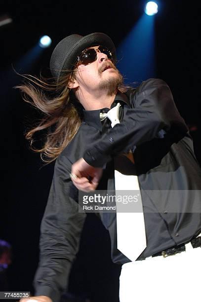 Kid Rock plays 'Rock N Roll Jesus' Live at The Ryman Auditorium Nashville TN October 16 2007