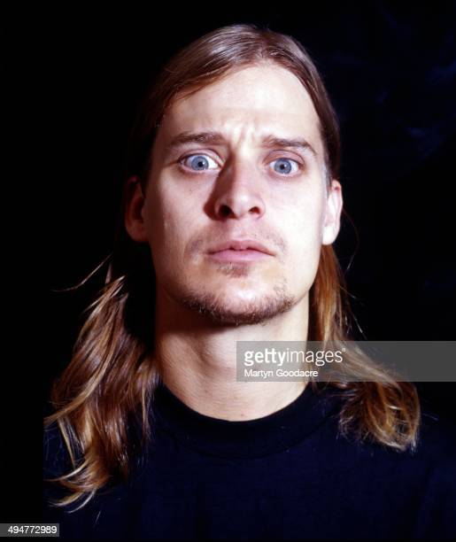 Kid Rock portrait United Kingdom 1998
