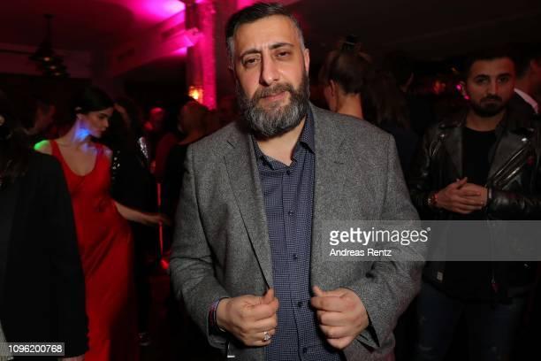 Kida Khodr Ramadan attends the Canada Goose X Studio Babelsberg Night at Soho House on February 08 2019 in Berlin Germany