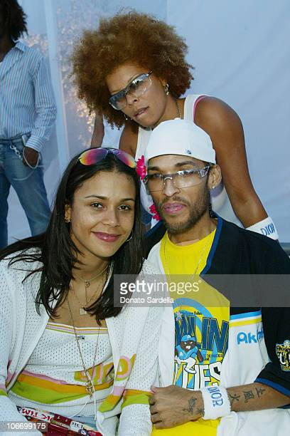 Kidada Jones Tre Major and Dawn Hayes during Dior Dance for Life to Benefit the Aaliyah Memorial Fund a Program of the Entertainment Industry...