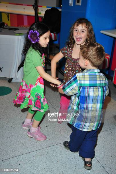 Kids attends ASSOCIATION to BENEFIT CHILDREN hosts COCKTAILS IN CANDYLAND at Dylan's Candy Bar on June 18 2009 in New York City
