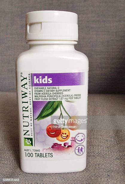 Kids chewable vitamin C