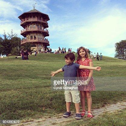 Kids Exploring Baltimore