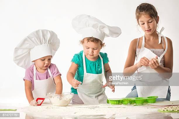Kids fun - cooks paty