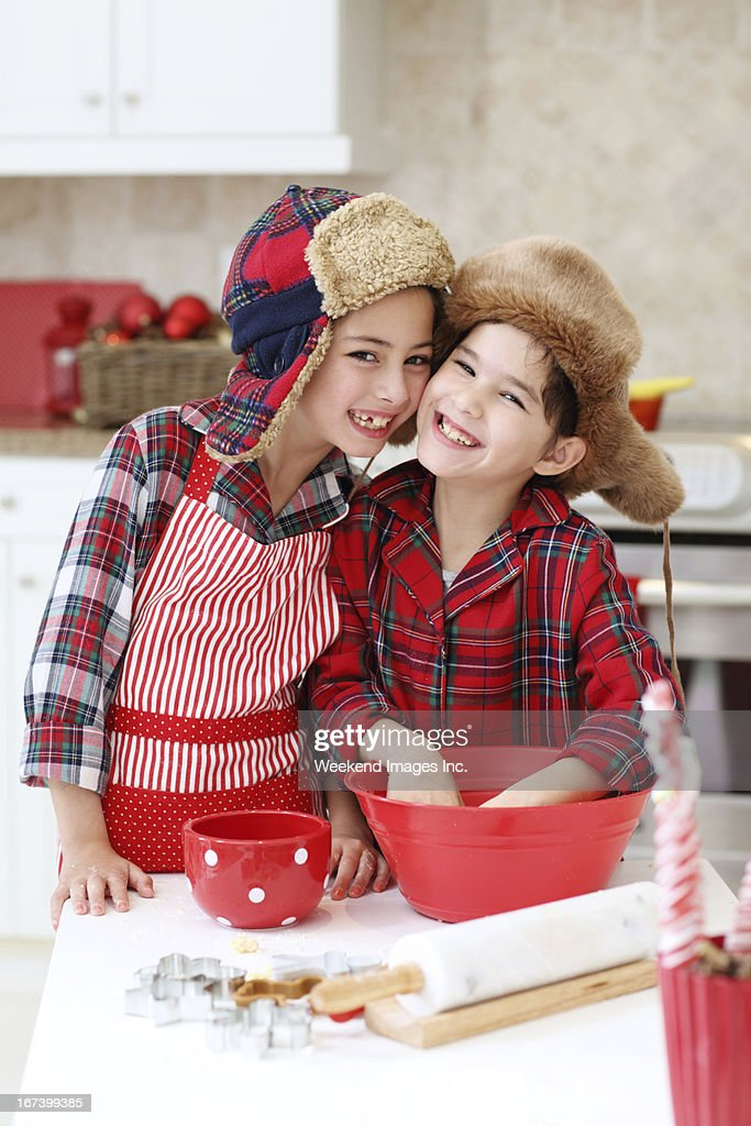 Kids having fun : Stockfoto