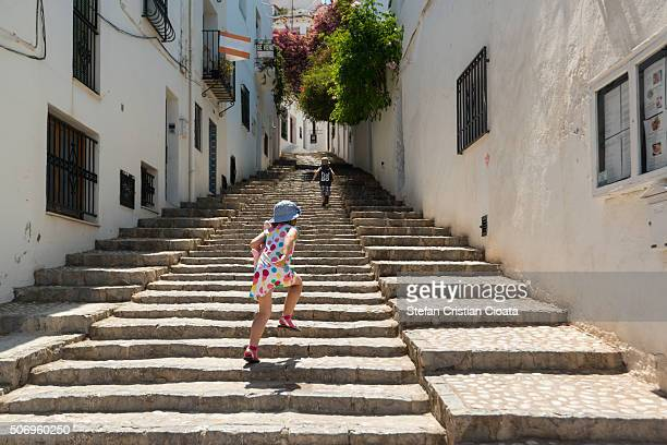 Kids in Altea