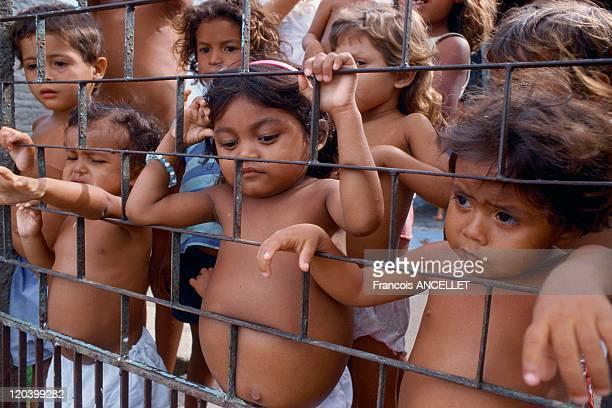 Kids in Fortaleza Brazil