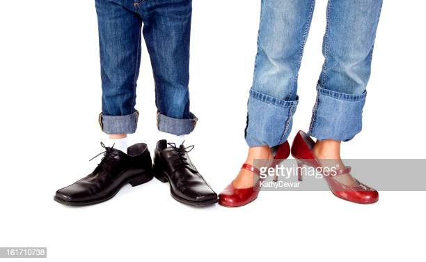 Kids in Grown Up Shoes