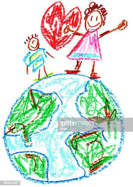 Kids Love The Earth