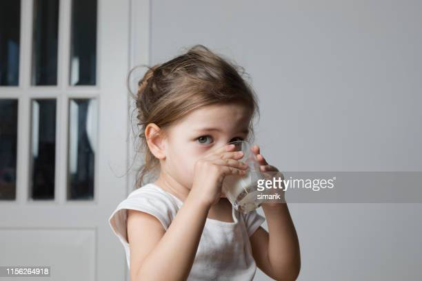 kids milk - milk stock pictures, royalty-free photos & images