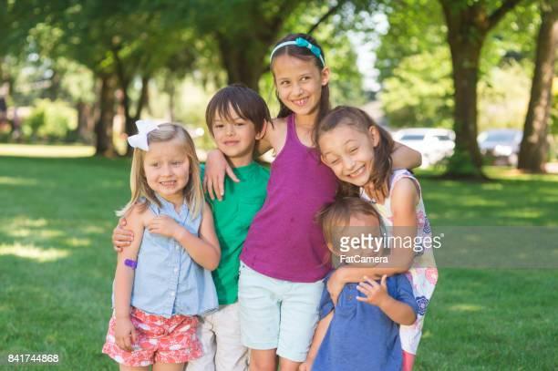 Kids on summer vacation!