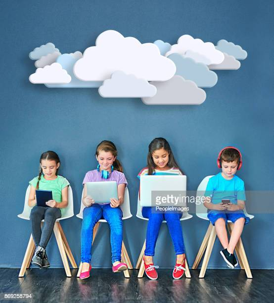 Kids on the cloud