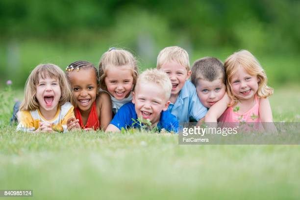 kids portrait - playing stock pictures, royalty-free photos & images