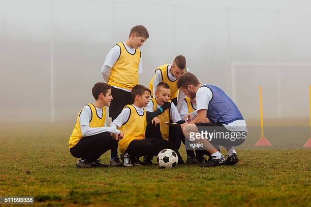 Kids Soccer Agility Training