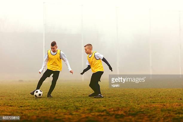 Kinder Fußball Beweglichkeit Training