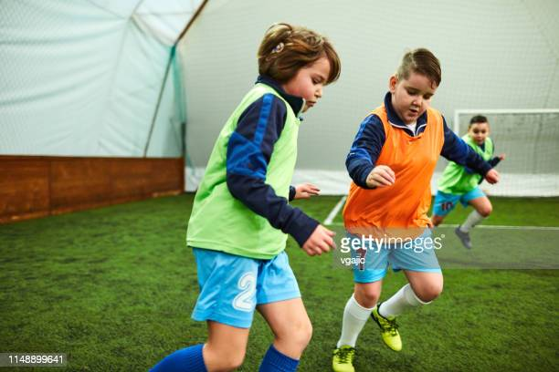 Kid's Soccer Training