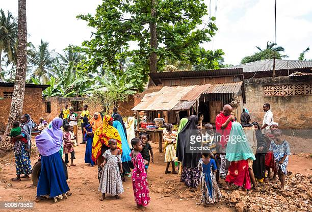 kids waiting for sweets - native african girls stock pictures, royalty-free photos & images