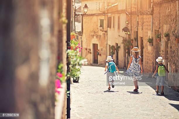 お子様にも地中海 street に入ります。