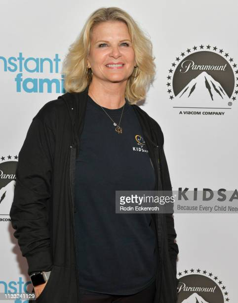 Kidsave CEO Randi Thompson attends Paramount Pictures Hosts Kidsave's Weekend Miracles Event to coincide with Instant Family home entertainment debut...