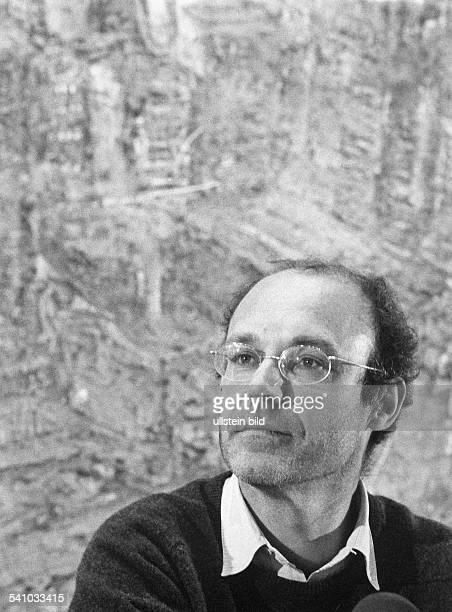 Kiefer Anselm *Maler Bildhauer D Portrait 1991