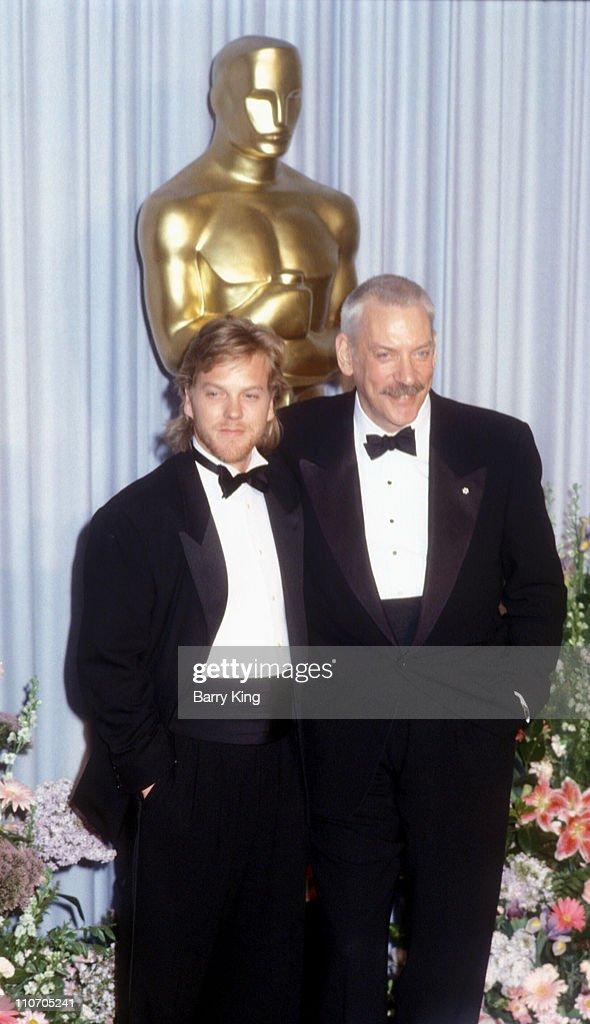 61st Annual Academy Awards - Pressroom : News Photo
