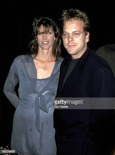 Kiefer Sutherland and Wife Kelly Winn