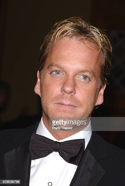 Kiefer Sutherland at the 28th annual People's Choice Awards