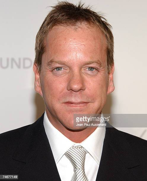 Kiefer Sutherland at the Pacific Design Center in West Hollywood California