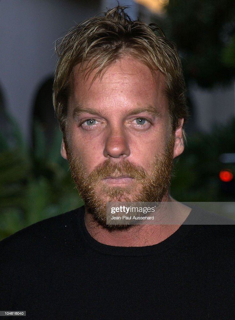 Kiefer Sutherland News