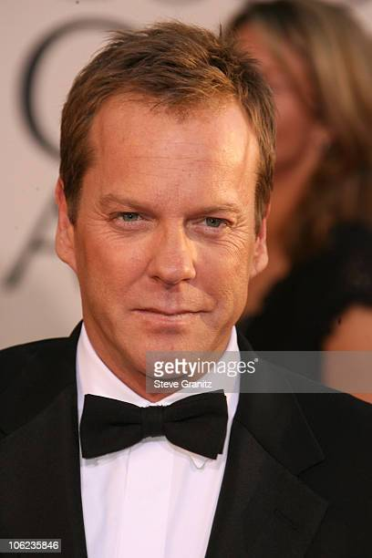 Kiefer Sutherland nominee Best Performance by an Actor in a Television Drama for '24'