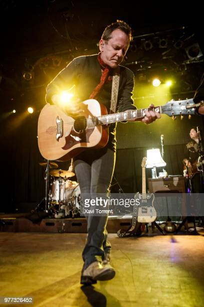 Kiefer Sutherland performs in concert at sala Bikini on June 17 2018 in Barcelona Spain