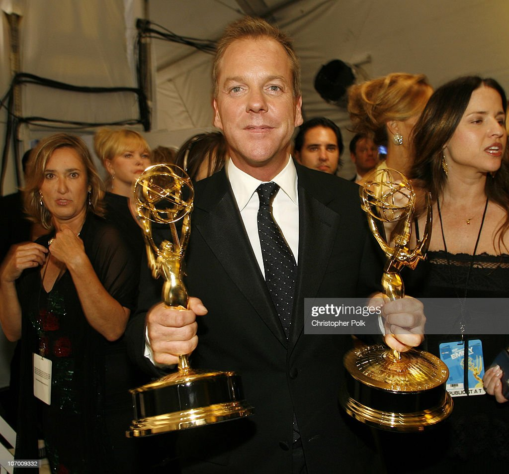 58th Annual Primetime Emmy Awards - Backstage