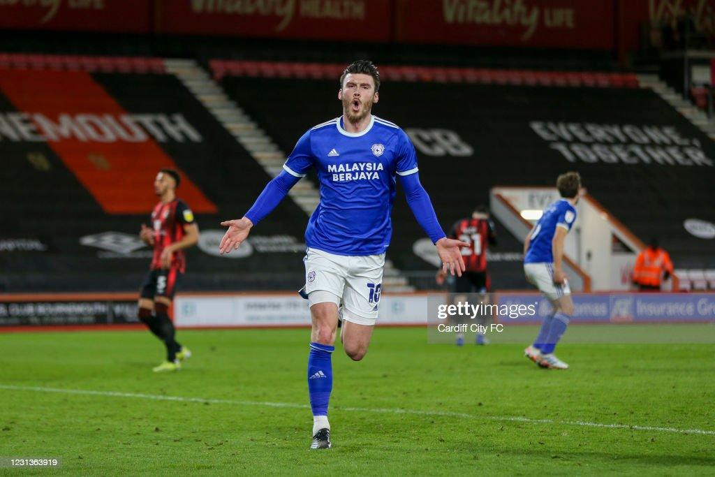 Bournemouth v Cardiff City - Sky Bet Championship : News Photo