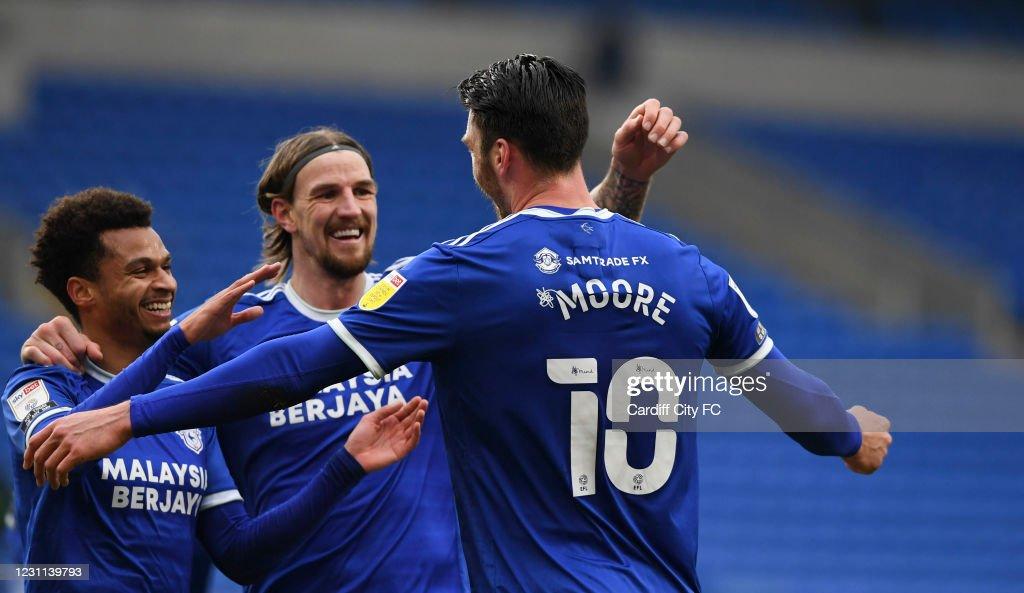 Cardiff City v Coventry City - Sky Bet Championship : News Photo