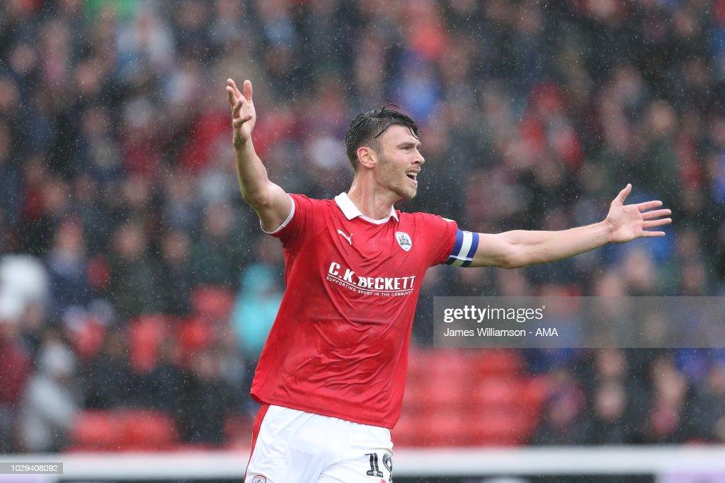 Barnsley v Walsall - Sky Bet League One : News Photo