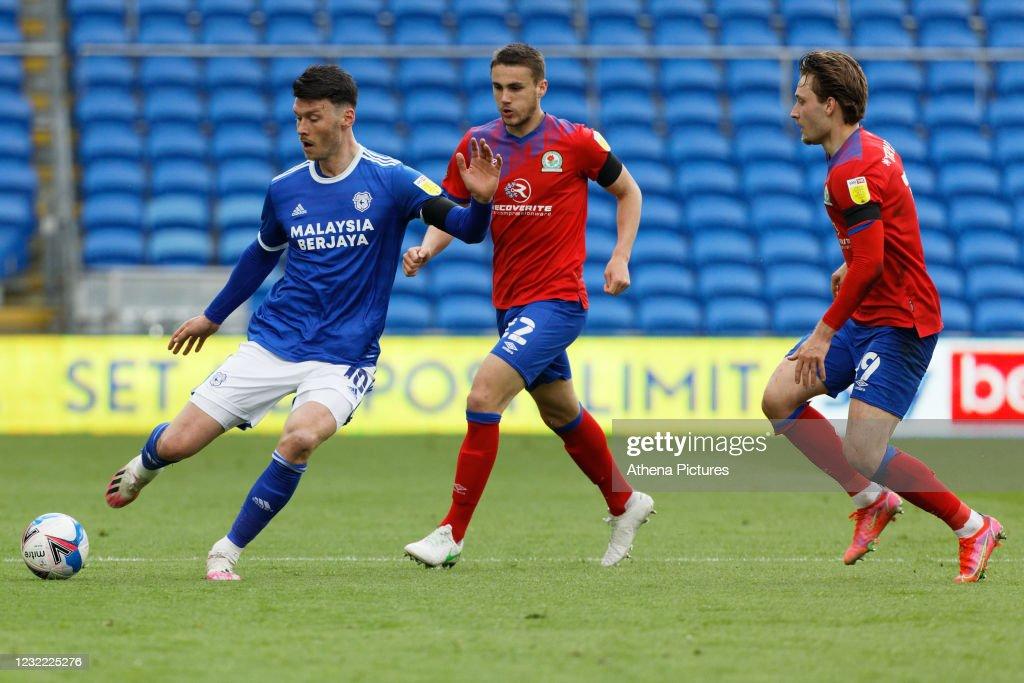 Event Name: Cardiff City v Blackburn Rovers - Sky Bet Championship : News Photo