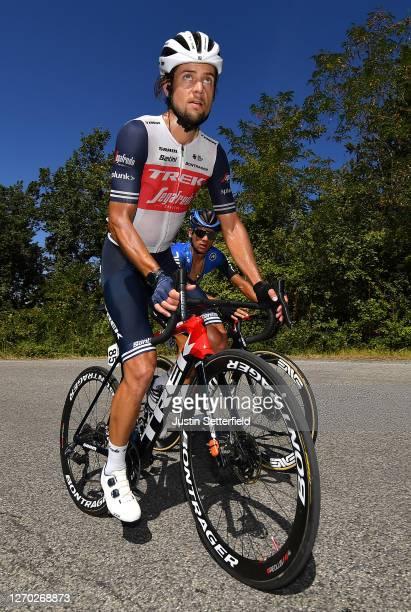 Kiel Reijnen of The United States and Team Trek - Segafredo / during the 35th Settimana Internazionale Coppi e Bartali 2020, Stage 2 a 166,5km stage...