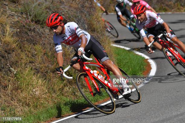 Kiel Reijnen of The United States and Team Trek-Segafredo / during the 74th Tour of Spain 2019, Stage 15 a 154,4km stage from Tineo to Puerto del...