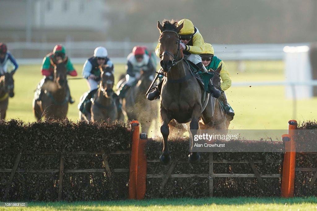 Warwick Races : News Photo