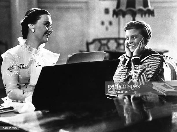 Kieling Wolfgang *Schauspieler D mit Lil Dagover in dem Film Kreutzer Sonate 1938