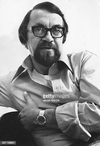 Kieling Wolfgang Schauspieler D Portrait 1973