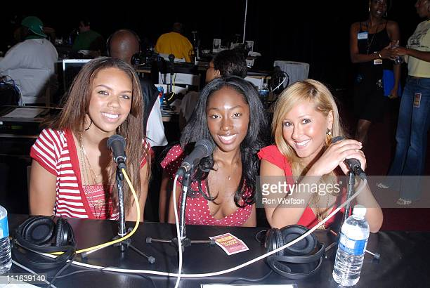 '3LW' Kiely Williams Jessica Benson and Adrienne Bailon
