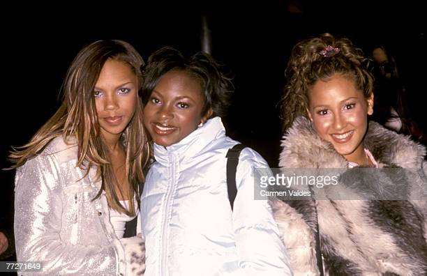 Kiely Williams Naturi Naughton and Adrienne Bailon of 3LW