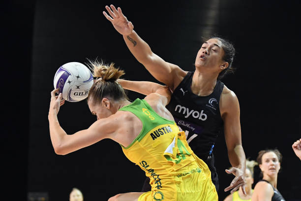 NZL: New Zealand v Australia - Constellation Cup